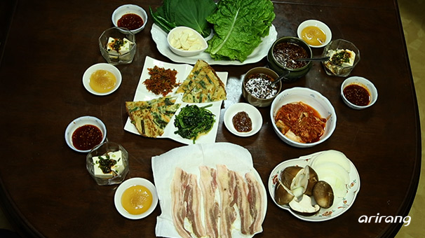 Korean diaspora's dining table - A miracle it made in Japan