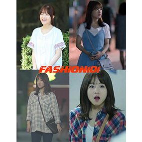 PARK BO-YOUNG'S FASHION STYLE IN 'OH MY GHOSTESS'