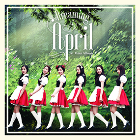APRIL (Dream Candy)