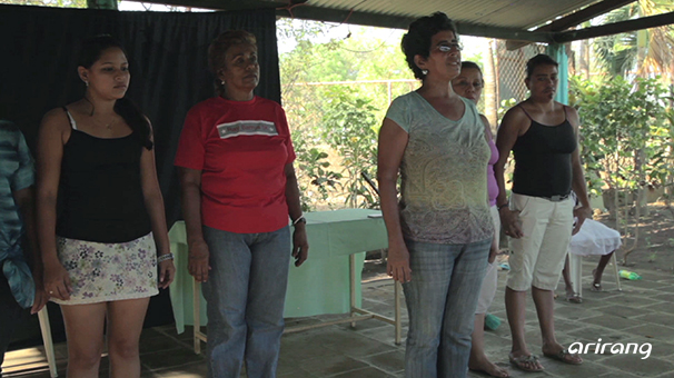 NICARAGUA : ACTING AGAINST VIOLENCE
