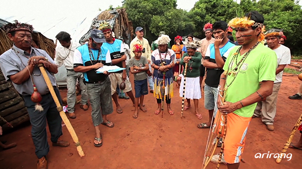 SUICIDE AND DESPAIR AMONG BRAZIL'S INDIGENOUS