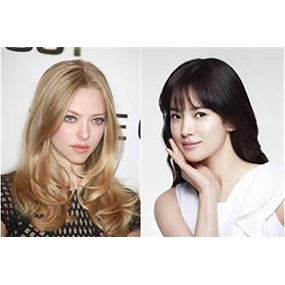 AMANDA SEYFRIED & SONG HYE-KYO