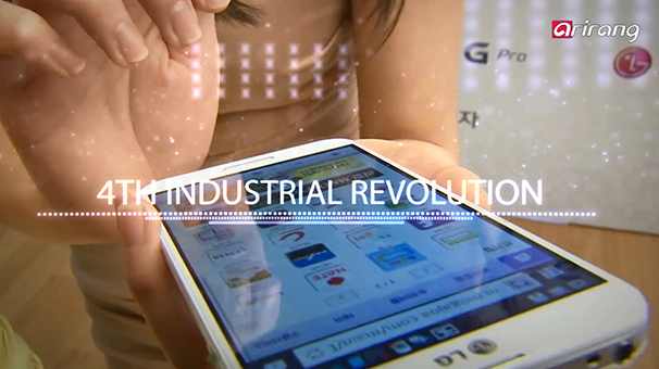 Where Are We Heading?-The 4th Industrial Revolution & ICT Convergence