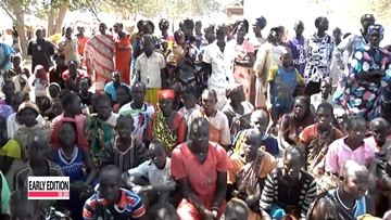 Ferry carrying civilians fleeing S. Sudan violence capsizes, more than 200 killed