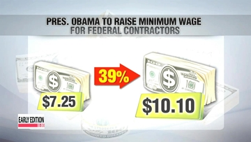 Obama to raise minimum raise for federal contractors during State of the Union address