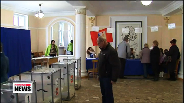 Crimeans overwhelmingly vote to leave Ukraine, join Russia