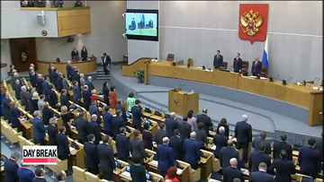 Russia's lower house approves Crimea annexation treaty