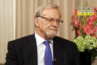 One-on-One with Former Australian Foreign Minister Gareth Evans on Nuke Issues