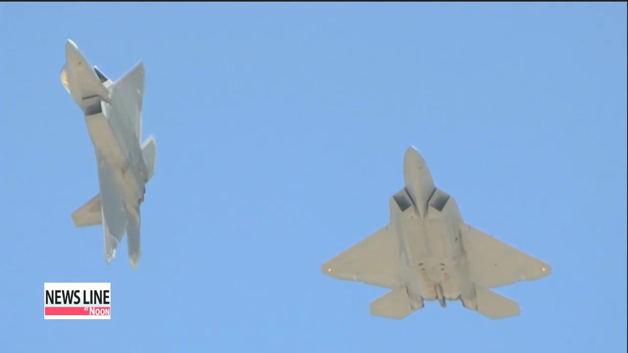 U.S. to deploy F-22 fighter jets to Japan as part of Asia rebalance
