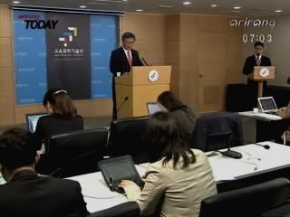 Korean Govt. Strives to Mitigate Nuclear Fallout From Japan
