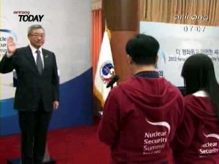 4 Korean Entertainers Named Honorary Ambassadors for Seoul Nuclear Security Summit