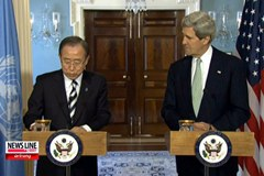 UN Chief, U.S. Secretary of State Call for Swift, Unified Response Against N. Korea