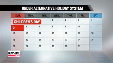 Bill on alternative holiday system postponed until September