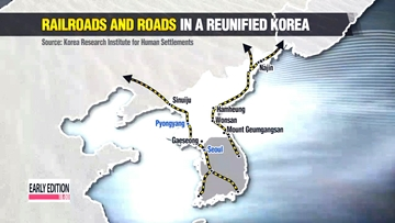 Reunification would boost Korea as important geopolitical hub of Asia