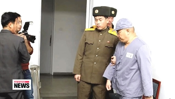 Kenneth Bae pleads with U.S. government to secure his release from North Korea
