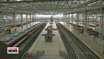 Railway union workers stage indefinite walkout