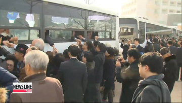 Koreas wrap up reunions for war-separated families