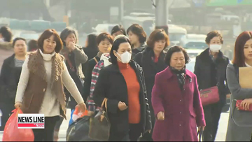 Seoul, Beijing to develop new smog forecast model