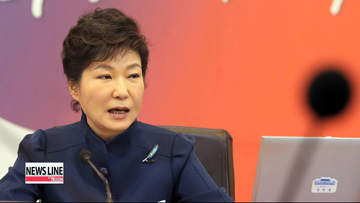 President Park calls for more reunions for war-divided families