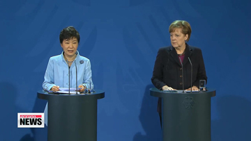 Germany pledges support for inter-Korean reunification