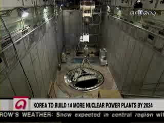 Korea to Build 14 More Nuclear Power Plants by 2024
