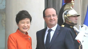 Korea, France to strengthen cooperation in creative industry