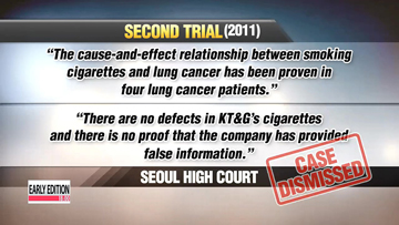 Korea's Supreme Court rules in favor of KT&G in 'tobacco suit'