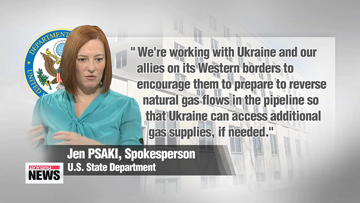 U.S.: Russia uses energy supplies 'to control Ukraine'
