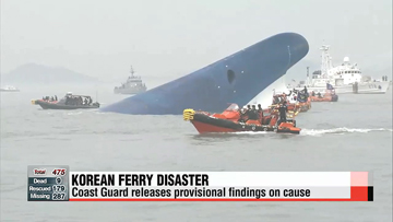 Live updates on Korean passenger ship sinking