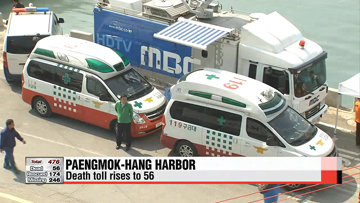 Pengmok-hang harbor MNG