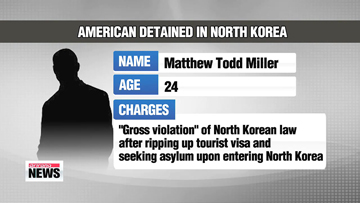 North Korea detains U.S. tourist ahead of Obama's South Korea visit