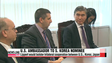Mark Lippert to be named new U.S. ambassador to S. Korea: sources