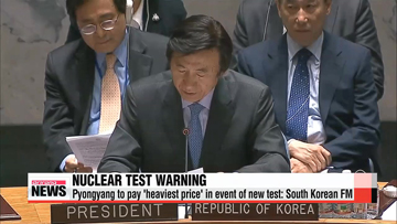 North's nuclear tests: Defying int'l community & China to pay heavy price