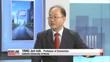 Strong Korean won poses threat to domestic economy