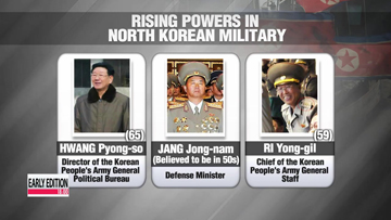 News In-depth: North Korea's reshuffle strengthens control over military