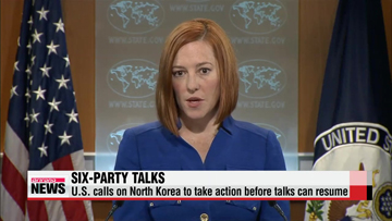 North Korea threatens South Korea, U.S. as Washington rejects 6-party talks resumption