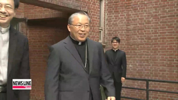 South Korean cardinal visits North Korea