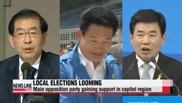 Main opposition gaining support in capital region ahead of local elections