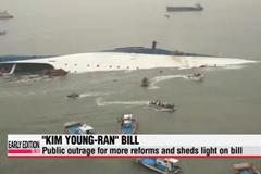 Anti-corruption bill gaining traction after ferry incident