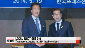 Local elections: new opinion polls not allowed for release from now