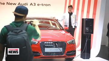 Busan Int'l Motor Show 2014: Low-carbon cars take up stage, Hyundai unveils new luxury sedan