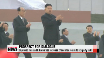 Is North Korea's diplomacy increasing chances for dialogue?