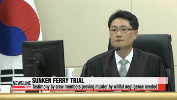 Proving crew members guilty of murder by willful negligence arises as main trial issue