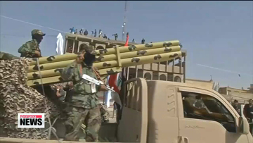Sunni militants seize key border crossing on Iraq-Syria frontier