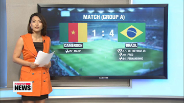 World Cup 2014: 3 Latin American squads in second round