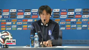 World Cup: S. Korea ready to fight to stay alive
