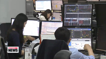 Korean won rises to strongest in nearly 6 years