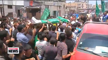 9 Palestinians killed in highest death toll since 2012 war