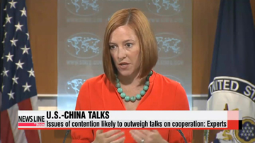 U.S., China likely to face handful of contentious issues at upcoming bilateral talks