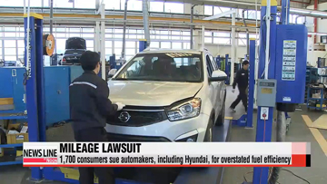 1,700 consumers sue automakers for overstated fuel efficiency in Korea